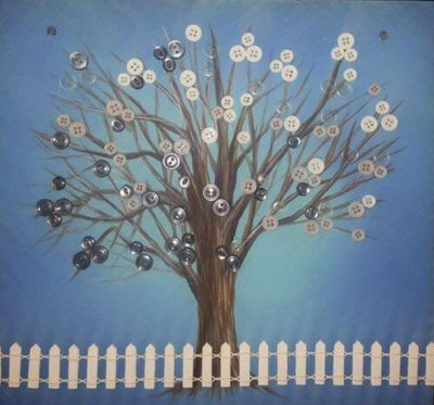 Picture of Button Tree Workshop