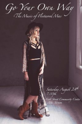 poster of event The Music of Fleetwood Mac